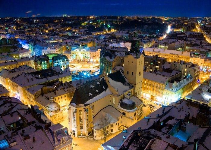 Різдвяні свята у Львові